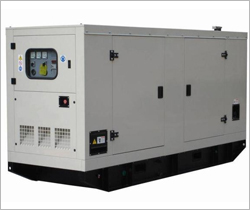 Soundproof Generator On Hire 60 KVA to 125 KVA