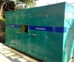 Soundproof Generator On Hire 10 KVA to 50 KVA